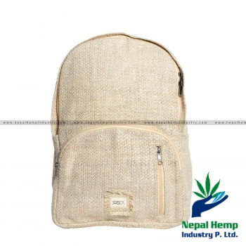 Eco Friendly Hemp Backpack