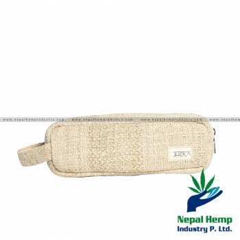 100% Hemp Pencil Case( Khalti)