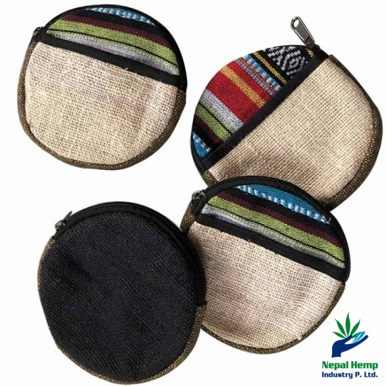 hemp coin case